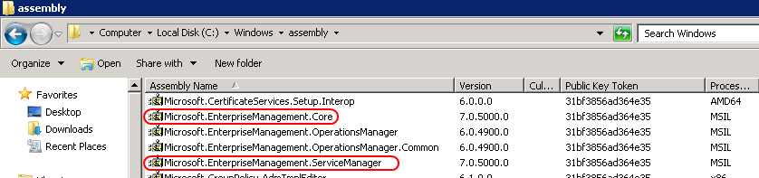 Install SMLets on server without SCSM console – SCSM: all
